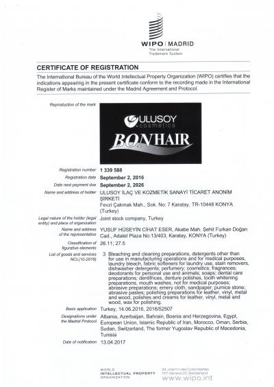 Bonhair Uluslararası Marka Tescil-page-001