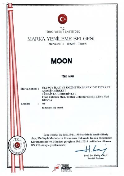 Moon Marka Tescil